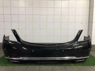 Бампер задний Mercedes-Benz S-Class W222 контрактная