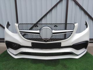 Бампер передний Mercedes-Benz GLE-Class W166 M157 контрактная