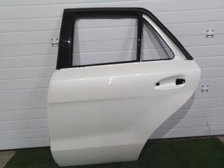 Дверь задняя левая Mercedes-Benz GLE-Class W166 контрактная