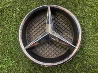 Звезда решетки радиатора Mercedes-Benz M-Class W166 контрактная