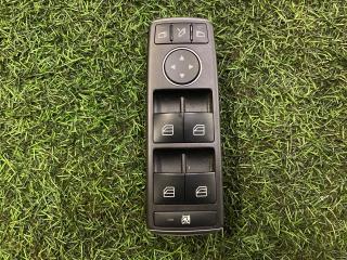 Блок кнопок стеклоподъемника передний левый Mercedes-Benz G-Class W463 контрактная