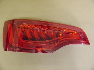 Запчасть фонарь задний левый Audi Q7 2013
