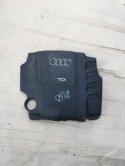 Крышка двигателя Audi A4 2010