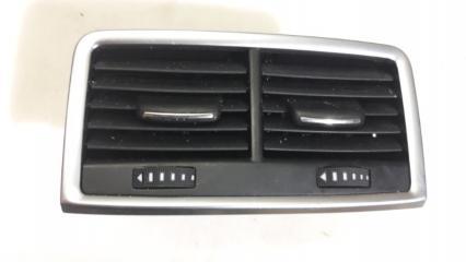 Воздушный дефлектор задний Audi Q7 2014