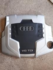 Крышка двигателя Audi A4 2013