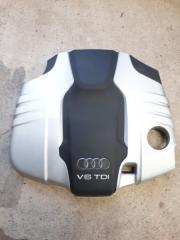 Крышка двигателя Audi Q7 2013