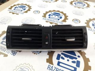 Воздушный дефлектор передний BMW X5 2012