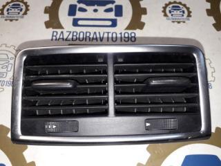 Воздушный дефлектор задний Audi Q7 2012
