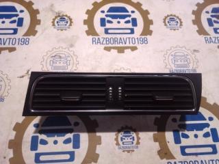 Воздушный дефлектор передний Audi A4 2011