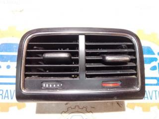 Воздушный дефлектор задний Audi A4 2011