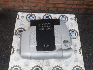 Крышка двигателя передняя Audi Q7 2010