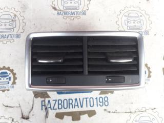 Воздушный дефлектор задний Audi Q7 2013