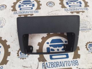 Накладка консоли центральной задняя Audi Q7 2013