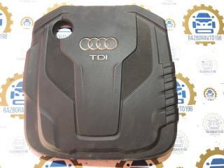 Крышка двигателя Audi A6 2011