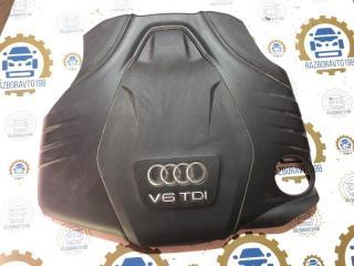 Крышка двигателя Audi A7 2013