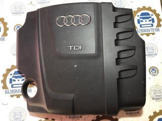 Крышка двигателя Audi A4 2011