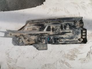 Защита днища Skoda Fabia 5J2 2012 прав. (б/у)
