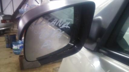 Зеркальный элемент левый Renault Logan 2014-2018