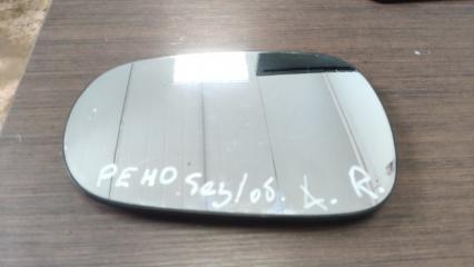 Зеркальный элемент передний правый Renault Clio 1998-2012