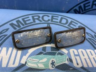 Плафон подсветки номера Mercedes-Benz C-Class W203 112.946 3.2 контрактная