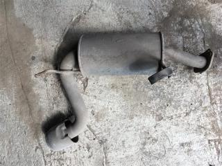 Глушитель задний Chevrolet Captiva 2009