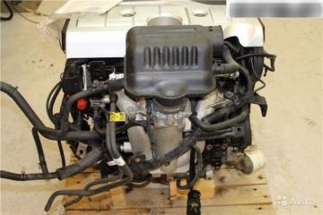 Запчасть двигатель Chevrolet Captiva 2011
