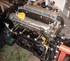 Запчасть двигатель Chevrolet Lacetti 2011