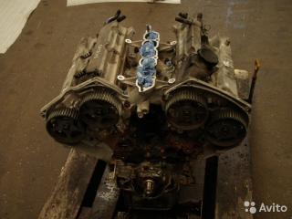 Запчасть двигатель Hyundai Terracan 2007