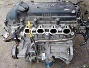 Запчасть двигатель Kia Rio 2015