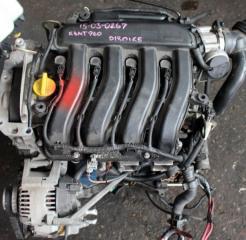 Запчасть двигатель Nissan Almera 2017
