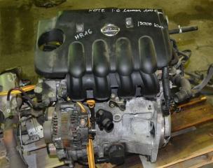Запчасть двигатель Nissan Juke 2014