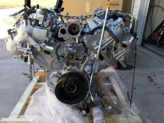 Запчасть двигатель Nissan Patrol 2013