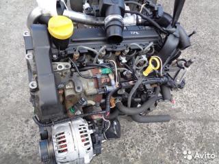 Запчасть двигатель Nissan Qashqai 2010