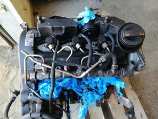 Запчасть двигатель Skoda Rapid 2016
