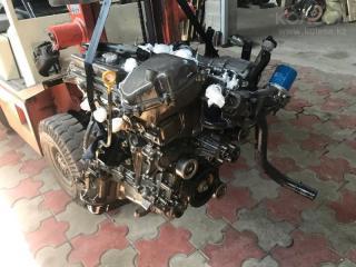 Запчасть двигатель Toyota Fortuner 2014