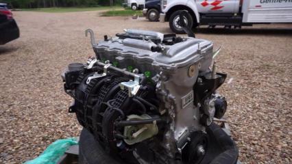 Запчасть двигатель Toyota RAV4 2014