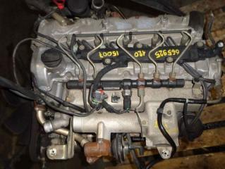 Запчасть двигатель SsangYong Rexton 2012