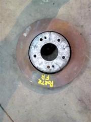 Запчасть тормозной диск передний Kia Forte 2009