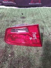 Запчасть фонарь задний левый Kia Forte 2009