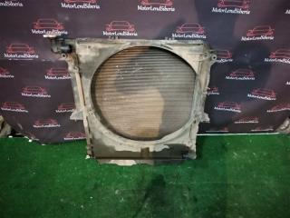 Запчасть радиатор двс Mitsubishi L200 2012