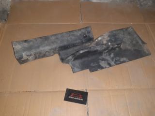 Накладка порога задняя правая SsangYong Actyon New 2012