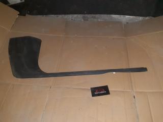 Накладка порога передняя правая Skoda Fabia 2012
