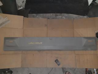 Обшивка задней стенки SsangYong Actyon Sports 2012