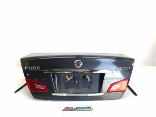 Крышка багажника задняя NISSAN Fuga 2007 - 2009 PY50 контрактная