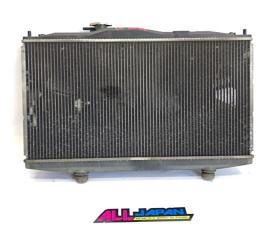 Радиатор охлаждения двигателя передний HONDA Accord 6 2000 - 2002 CL1 контрактная