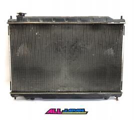 Радиатор охлаждения двигателя передний NISSAN Murano 2002 - 2007 PZ50 контрактная