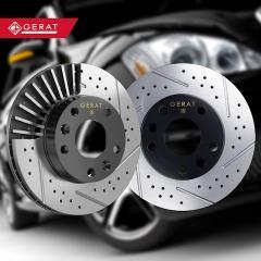 Тормозной диск передний передний SUBARU Impreza WRX 1998 - 2014