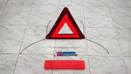 Знак аварийной остановки SUBARU контрактная