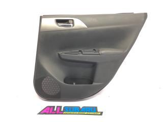 Обшивка двери задняя правая SUBARU Impreza WRX STI 2007 - 2013