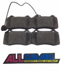 Запчасть тормозные колодки передние SEAT Leon 2002 - 2006